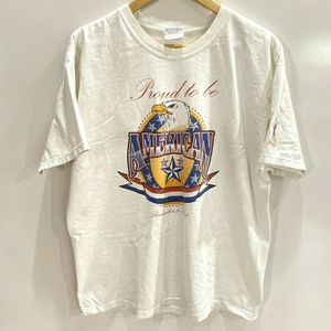 Vintage 9/11 2001 American T-Shirt Twin Towers